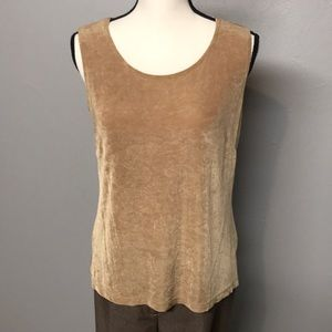 West End Tops - West End Gold Tank